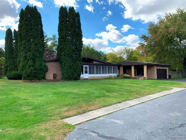 650 S Main St, Chesaning, MI 48616 (MLS #R2200083839) :: Berkshire Hathaway HomeServices Snyder & Company, Realtors®
