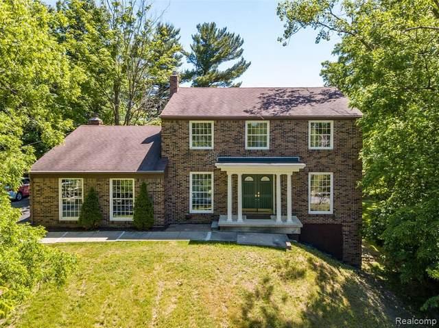 2510 Bedford Rd, Ann Arbor, MI 48104 (MLS #R2200084384) :: Berkshire Hathaway HomeServices Snyder & Company, Realtors®