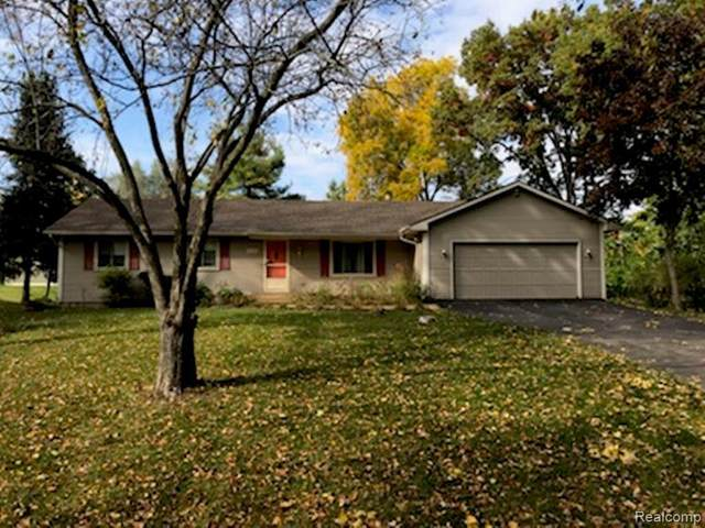 4150 Woodcock Way, Highland, MI 48357 (MLS #R2200084631) :: Berkshire Hathaway HomeServices Snyder & Company, Realtors®