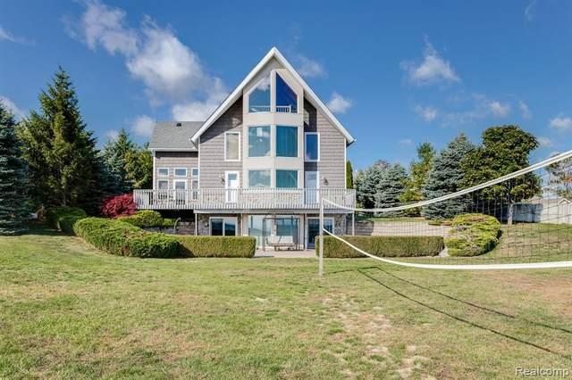 4450 Lakeshore Rd, Deckerville, MI 48427 (MLS #R2200084632) :: Berkshire Hathaway HomeServices Snyder & Company, Realtors®