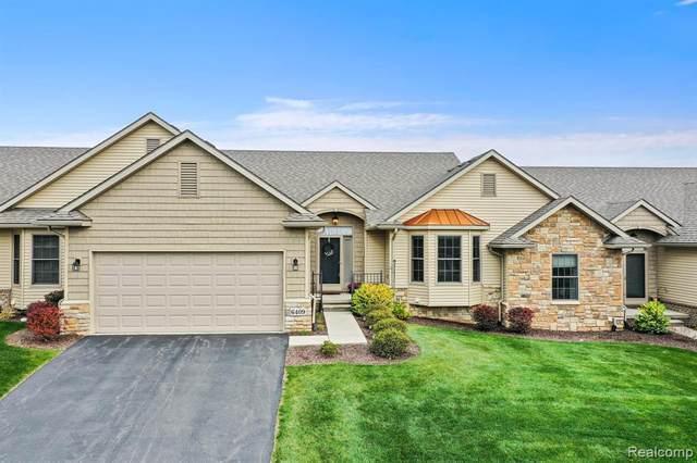 6409 Pasture Ln, Brighton, MI 48116 (MLS #R2200084745) :: Berkshire Hathaway HomeServices Snyder & Company, Realtors®