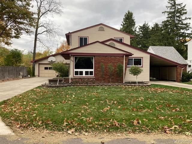 5658 Parkside St, Monroe, MI 48161 (MLS #R2200084912) :: Berkshire Hathaway HomeServices Snyder & Company, Realtors®
