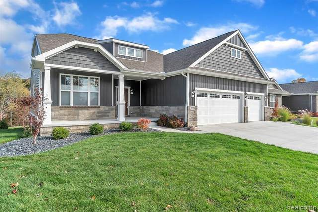 3199 Waverly Woods Ln, Howell, MI 48843 (MLS #R2200085113) :: Berkshire Hathaway HomeServices Snyder & Company, Realtors®