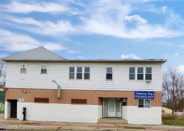 1519 S Michigan Ave, Saginaw, MI 48602 (MLS #R2200085363) :: Berkshire Hathaway HomeServices Snyder & Company, Realtors®