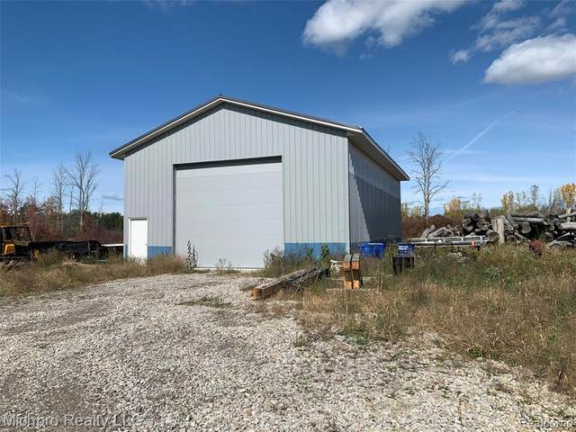 635 W Mills Rd, Twining, MI 48766 (MLS #R2200085628) :: Berkshire Hathaway HomeServices Snyder & Company, Realtors®