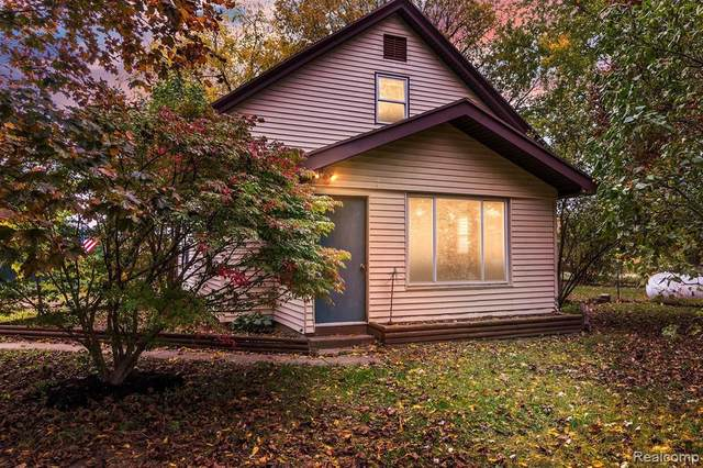 5004 Shaftsburg Rd, Laingsburg, MI 48848 (MLS #R2200085827) :: Berkshire Hathaway HomeServices Snyder & Company, Realtors®