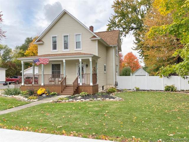 6294 Marlette St, Marlette, MI 48453 (MLS #R2200086246) :: Berkshire Hathaway HomeServices Snyder & Company, Realtors®