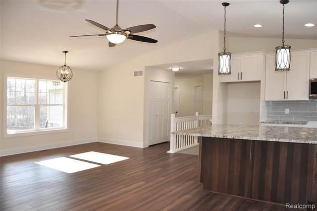 0 Colonial Dr, Pinckney, MI 48169 (MLS #R2200086350) :: Berkshire Hathaway HomeServices Snyder & Company, Realtors®