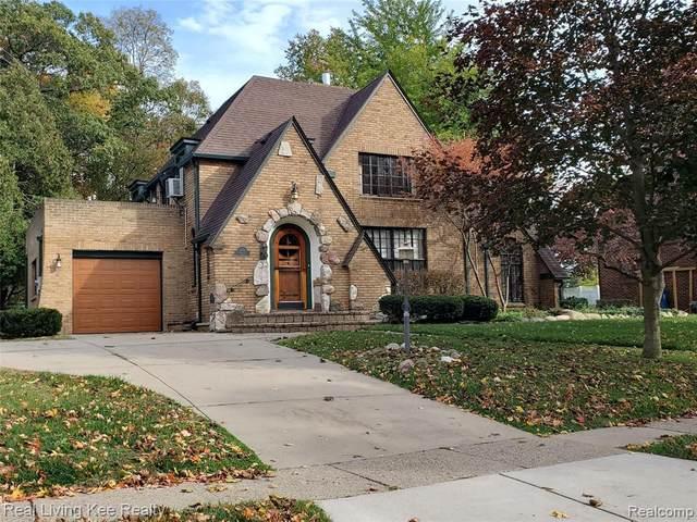 316 N Madison St, Marshall, MI 49068 (MLS #R2200086656) :: Berkshire Hathaway HomeServices Snyder & Company, Realtors®