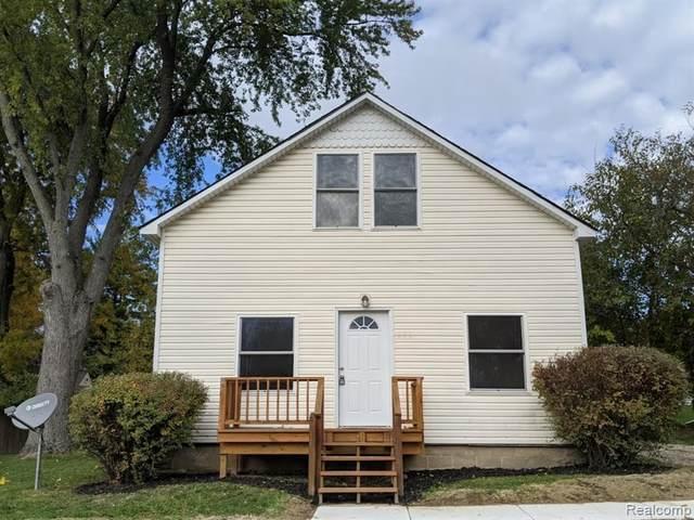 125 North St, Fowlerville, MI 48836 (MLS #R2200086971) :: Berkshire Hathaway HomeServices Snyder & Company, Realtors®