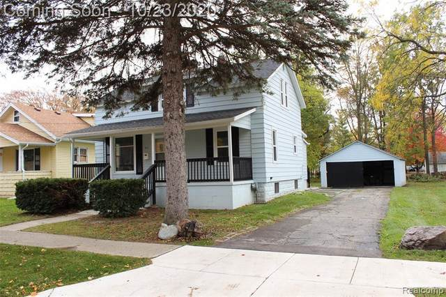 813 Ryan St, Owosso, MI 48867 (MLS #R2200087016) :: Berkshire Hathaway HomeServices Snyder & Company, Realtors®