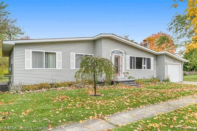 518 Sunnyside Dr, Flushing, MI 48433 (MLS #R2200087164) :: Berkshire Hathaway HomeServices Snyder & Company, Realtors®