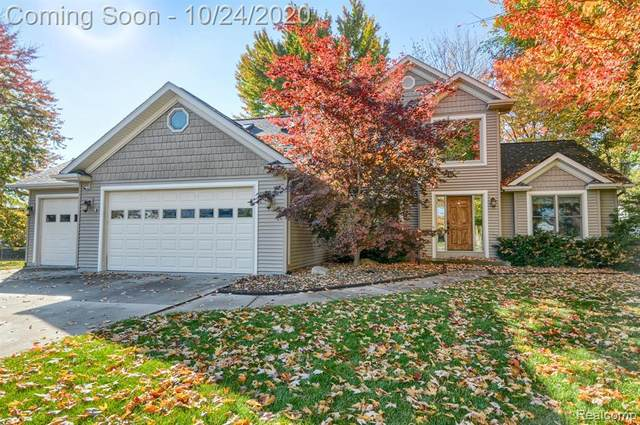 370 Southridge Dr, Hemlock, MI 48626 (MLS #R2200087363) :: Berkshire Hathaway HomeServices Snyder & Company, Realtors®