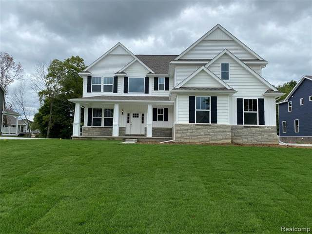 2373 Torrey Pine Court (Homesite 61, Howell, MI 48855 (MLS #R2200087381) :: Berkshire Hathaway HomeServices Snyder & Company, Realtors®