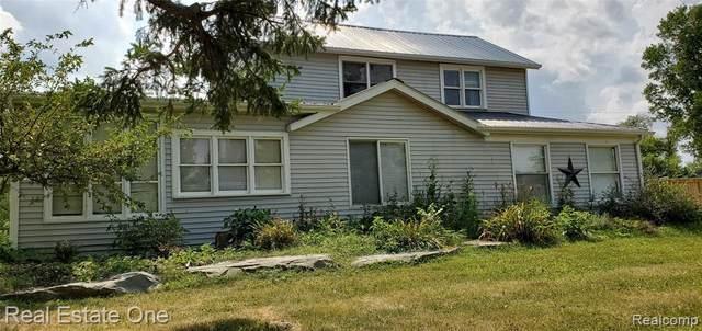 5911 Warner Rd Rd, Fowlerville, MI 48836 (MLS #R2200087448) :: Berkshire Hathaway HomeServices Snyder & Company, Realtors®