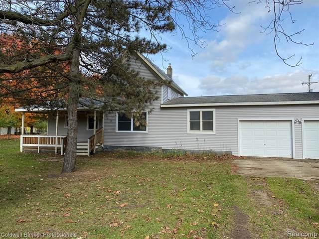 1660 W Miller Rd, Morrice, MI 48857 (MLS #R2200087456) :: Berkshire Hathaway HomeServices Snyder & Company, Realtors®
