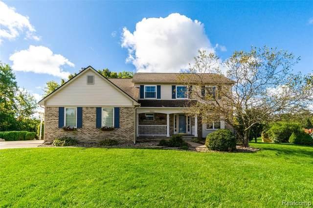8382 Steeple Chase Crt, Grand Blanc, MI 48439 (MLS #R2200087525) :: Berkshire Hathaway HomeServices Snyder & Company, Realtors®