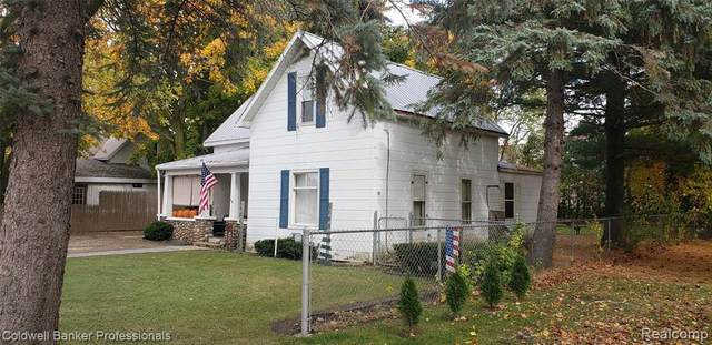4940 S Albert St, Kinde, MI 48445 (MLS #R2200087818) :: Berkshire Hathaway HomeServices Snyder & Company, Realtors®