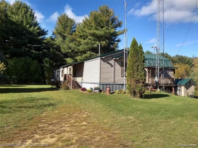 5246 Downington Rd, Decker, MI 48426 (MLS #R2200088143) :: Berkshire Hathaway HomeServices Snyder & Company, Realtors®