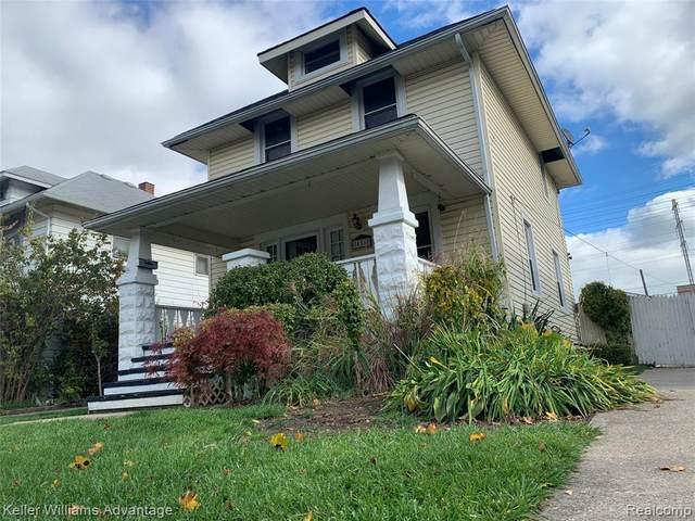 456 Arbor Ave, Monroe, MI 48162 (MLS #R2200088432) :: Berkshire Hathaway HomeServices Snyder & Company, Realtors®