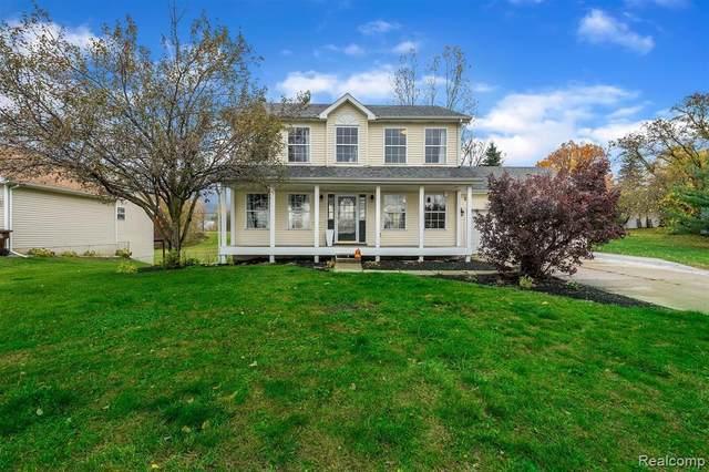 708 W Windward Way, Perry, MI 48872 (MLS #R2200088608) :: Berkshire Hathaway HomeServices Snyder & Company, Realtors®