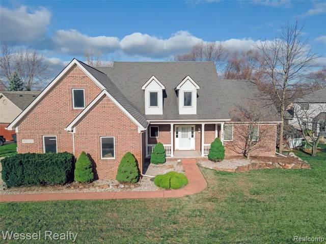 12279 Mentz Dr, Bruce, MI 48065 (MLS #R2200088845) :: Berkshire Hathaway HomeServices Snyder & Company, Realtors®