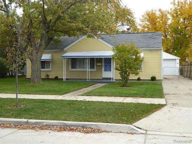 26354 Waldorf St, Roseville, MI 48066 (MLS #R2200089181) :: Berkshire Hathaway HomeServices Snyder & Company, Realtors®