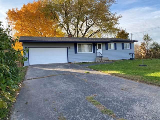 5115 N Belsay Rd, Flint, MI 48506 (MLS #R2200089592) :: Berkshire Hathaway HomeServices Snyder & Company, Realtors®