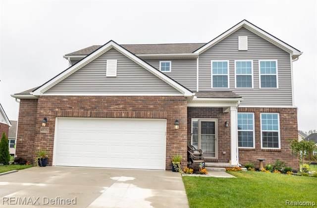 48332 Stapleton Ave, Macomb, MI 48042 (MLS #R2200089596) :: Berkshire Hathaway HomeServices Snyder & Company, Realtors®