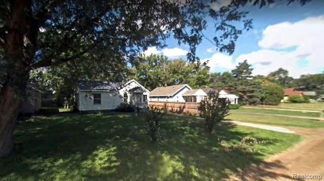 3312 Ogema St, Burton, MI 48529 (MLS #R2200089644) :: Berkshire Hathaway HomeServices Snyder & Company, Realtors®
