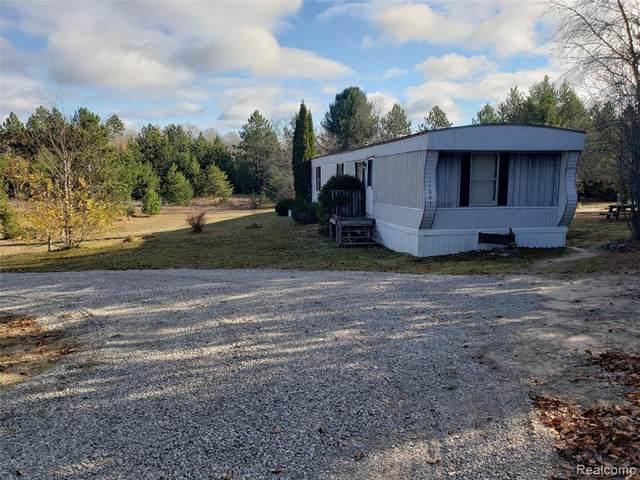 11063 Wolverine Road, Wolverine, MI 49799 (MLS #R2200091304) :: Berkshire Hathaway HomeServices Snyder & Company, Realtors®