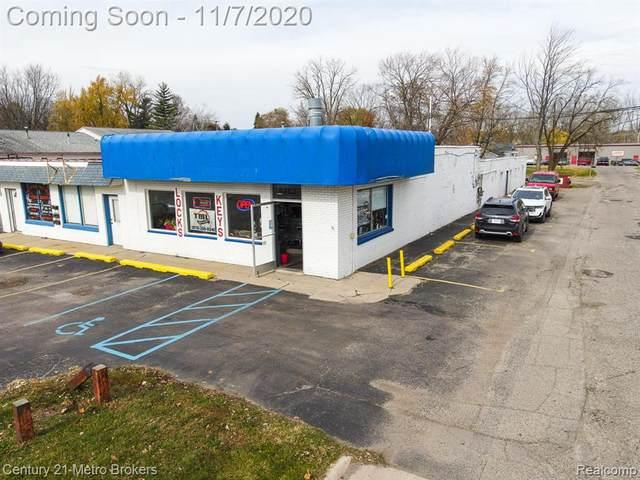 4463 Richfield Road, Flint, MI 48506 (MLS #R2200091657) :: Berkshire Hathaway HomeServices Snyder & Company, Realtors®