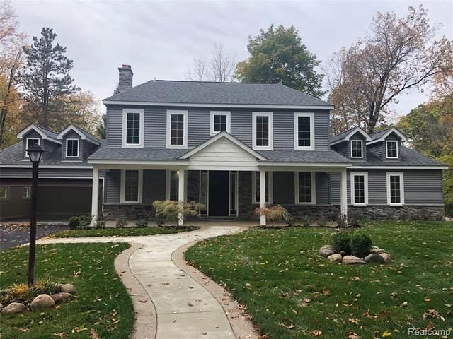 60875 Mound Road, Washington, MI 48094 (MLS #R2200092167) :: Berkshire Hathaway HomeServices Snyder & Company, Realtors®
