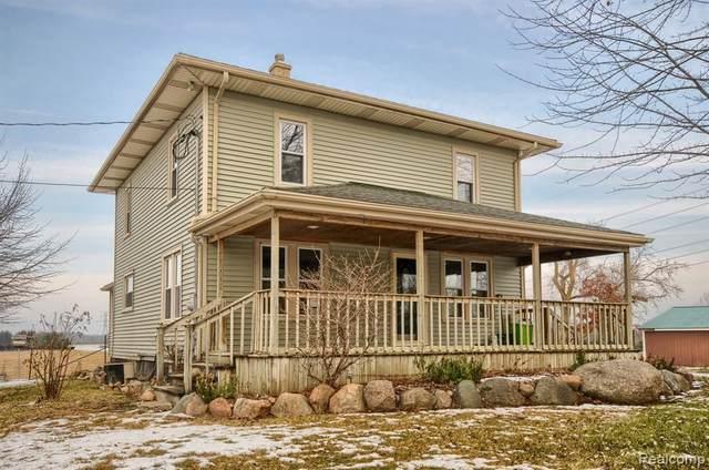 11241 E Potter Rd, Davison, MI 48423 (MLS #R2200092184) :: Berkshire Hathaway HomeServices Snyder & Company, Realtors®