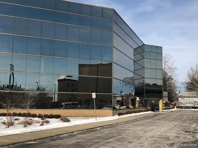 835 Mason Street A-135, Dearborn, MI 48124 (MLS #R2200095790) :: Berkshire Hathaway HomeServices Snyder & Company, Realtors®
