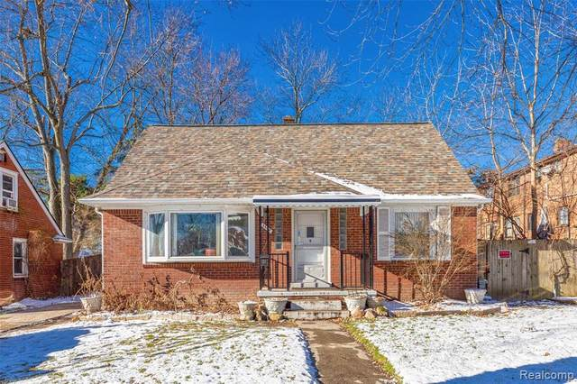 1179 James K Blvd, Pontiac, MI 48341 (MLS #R2200095811) :: Berkshire Hathaway HomeServices Snyder & Company, Realtors®