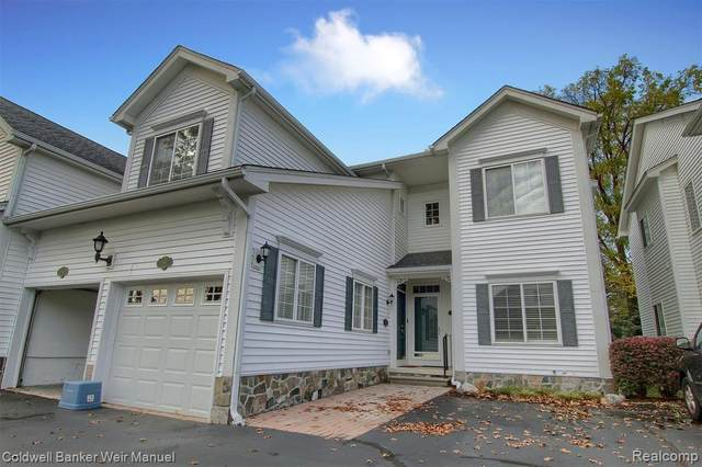 1690 Cassady Place Dr, Plymouth, MI 48170 (MLS #R2200095971) :: Berkshire Hathaway HomeServices Snyder & Company, Realtors®