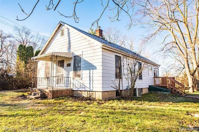 1719 Calvin St, Ann Arbor, MI 48103 (MLS #R2200096355) :: Berkshire Hathaway HomeServices Snyder & Company, Realtors®