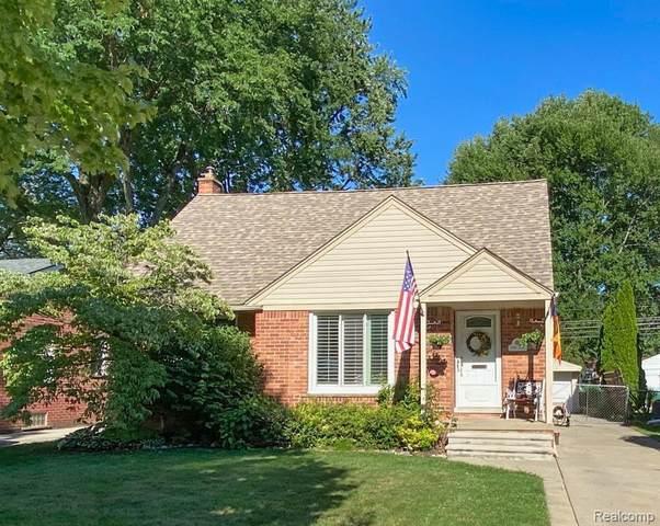 9580 Arcola St, Livonia, MI 48150 (MLS #R2200096908) :: Berkshire Hathaway HomeServices Snyder & Company, Realtors®
