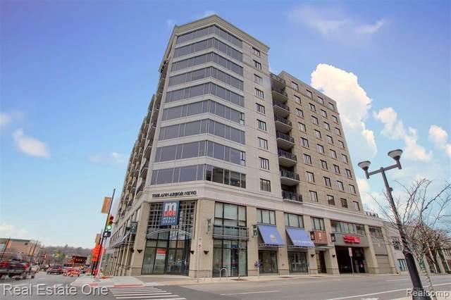 111 N Ashley St # 412, Ann Arbor, MI 48104 (MLS #R2200096918) :: Berkshire Hathaway HomeServices Snyder & Company, Realtors®