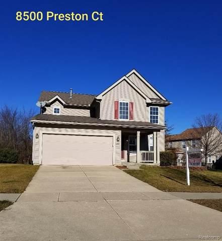 8500 Preston Crt, Ypsilanti, MI 48198 (MLS #R2200096934) :: Berkshire Hathaway HomeServices Snyder & Company, Realtors®