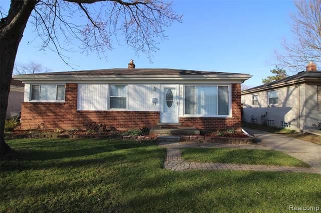 1680 Stieber St, Westland, MI 48186 (MLS #R2200096957) :: Berkshire Hathaway HomeServices Snyder & Company, Realtors®