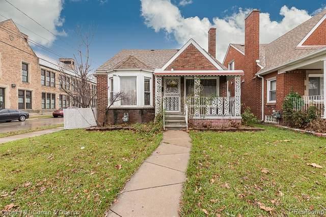 6805 Jonathon St, Dearborn, MI 48126 (MLS #R2200097053) :: Berkshire Hathaway HomeServices Snyder & Company, Realtors®