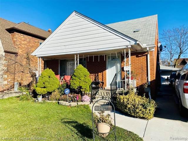 4558 Mead St, Dearborn, MI 48126 (MLS #R2200097059) :: Berkshire Hathaway HomeServices Snyder & Company, Realtors®