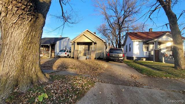 16158 Woodbine St, Detroit, MI 48219 (MLS #R2200097108) :: Berkshire Hathaway HomeServices Snyder & Company, Realtors®