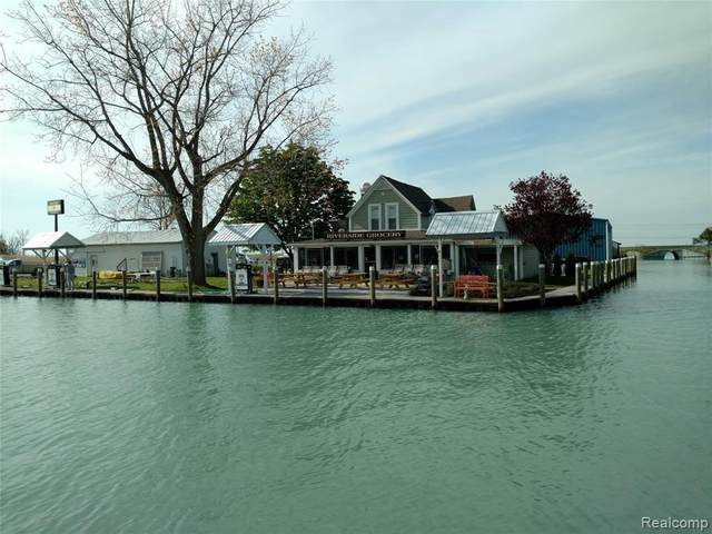 7650 S Channel Drive, Harsens Island, MI 48028 (MLS #R2200097133) :: Berkshire Hathaway HomeServices Snyder & Company, Realtors®