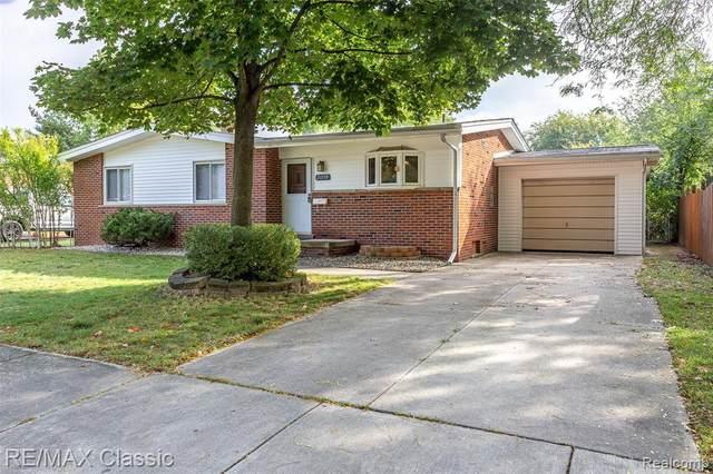 20138 Weyher St, Livonia, MI 48152 (MLS #R2200097222) :: Berkshire Hathaway HomeServices Snyder & Company, Realtors®
