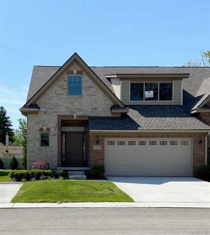 42432 Gateway Drive, Plymouth, MI 48170 (MLS #R2200097301) :: Berkshire Hathaway HomeServices Snyder & Company, Realtors®