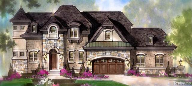 13881 Emrick Dr, Plymouth, MI 48170 (MLS #R2200097341) :: Berkshire Hathaway HomeServices Snyder & Company, Realtors®
