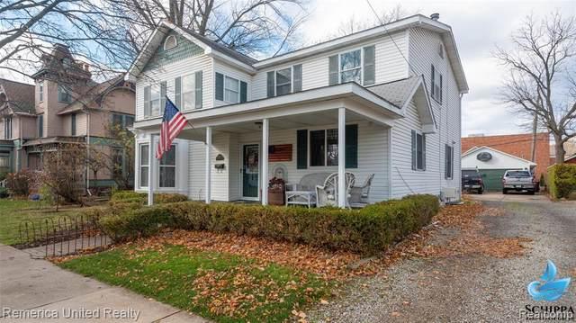 160 S S Union Street St, Plymouth, MI 48170 (MLS #R2200097661) :: Berkshire Hathaway HomeServices Snyder & Company, Realtors®